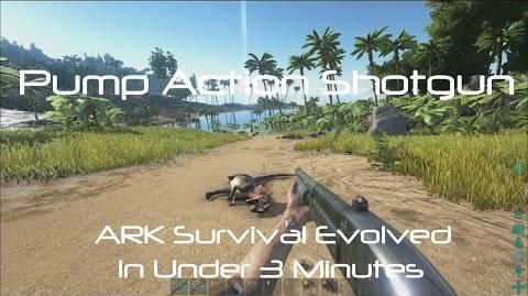 Pump-Action Shotgun | ARK: Survival Evolved Wiki | FANDOM powered by