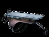 Седло-платформа на Кетцалькоатля