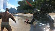 ARK-Sarcosuchus Screenshot 002