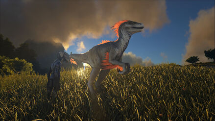 ARK-Raptor Screenshot 001