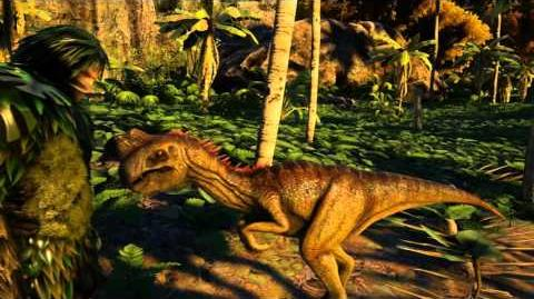 Spotlight Oviraptor!