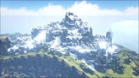 North Snowy Mountain