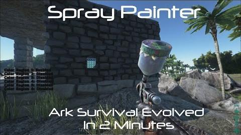 Spray Painter ARK Survival Evolved-1