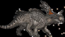 Styracosaurus by fafnirx-d8x57x4