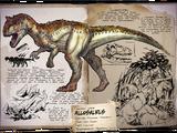 Список животных в ARK: Survival Evolved