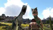 Allosaurus Ingame08