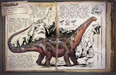 Титанозавр