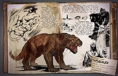 Сумчатый лев