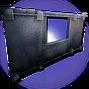 Metal Windowframe Flash