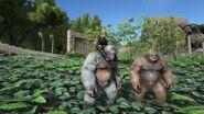 Gigantopithecus Ingame06