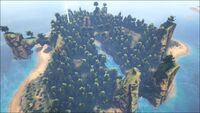 Tropical Island North