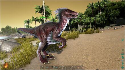 ARK-Raptor Screenshot 003