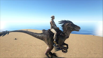 ARK-Raptor Screenshot 006
