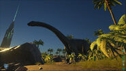 ARK-Brontosaurus Screenshot 003
