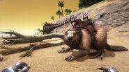Giant Beaver Ingame03