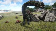 ARK-Brontosaurus Screenshot 009