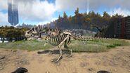 ARK-Skelesaur Tyrannosaurus 001