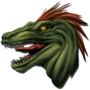 RaptorHead Icon