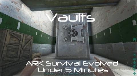 Vault | ARK: Survival Evolved Wiki | FANDOM powered by Wikia