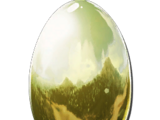 Золотое яйцо Гесперорниса