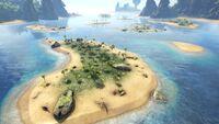 Eastern Islets