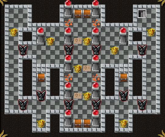 Dungeon Layout 10