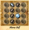 Abarax-staff