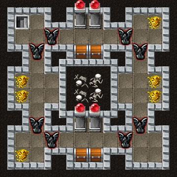 Dungeon Layout 2
