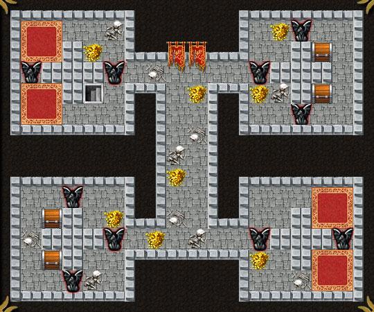 Dungeon Layout 4
