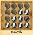 Potion Filter