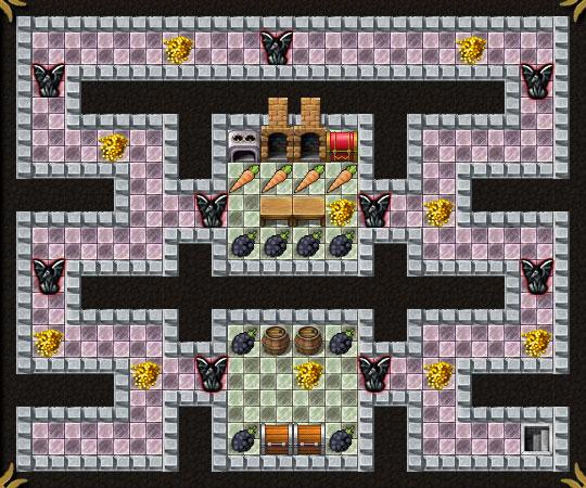 Dungeon Layout 1