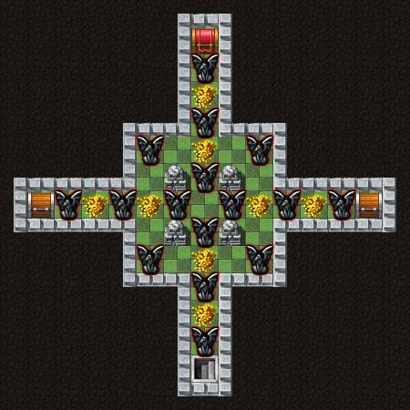 Dungeon Layout 14