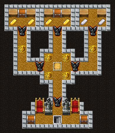 Dungeon Layout 11