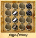 Dagger-of-draining