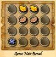 Greenhairbread