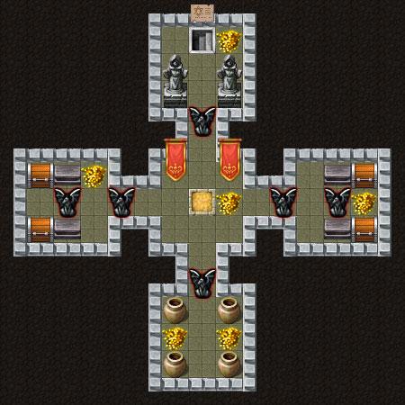 Dungeon Layout 15
