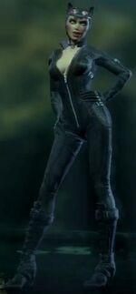 Arkhamcity Catwomantrophy