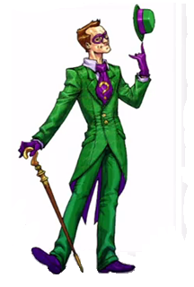 The Riddler AA