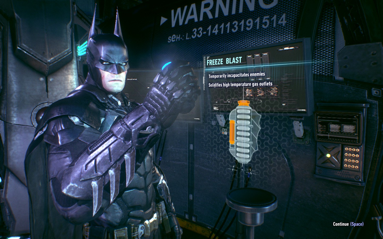Freeze Blast | Arkham Wiki | Fandom