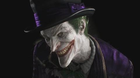Batman Arkham Knight Batgirl A Matter of Family All Game Over Screens The Joker