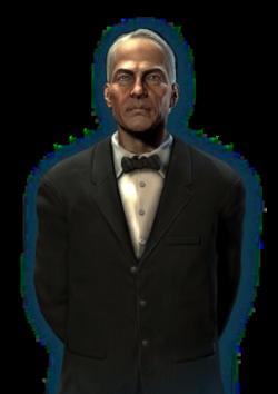 Alfred Pennyworth AC