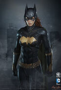 Batgirl render