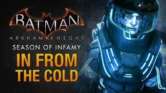 Batman- Arkham Knight - Season of Infamy- In From the Cold (Mr. Freeze)
