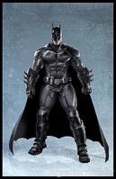 Batman arkham origins batman