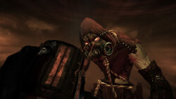 Scarecrow nightmare defeat