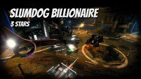 """Slumdog Billionaire"" 3 STARS Arkham Knight AR Challenge"
