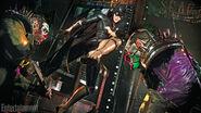 Batgirl a family matter