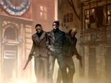 Arkham Gang War
