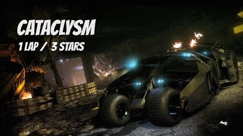 """Cataclysm"" 1 Lap, 3 Stars PERFECT RACE"