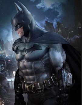 Batman | Arkham Wiki | FANDOM powered by Wikia
